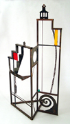 Lisa Fedon / Steel Sculpture - TIME PASSAGES
