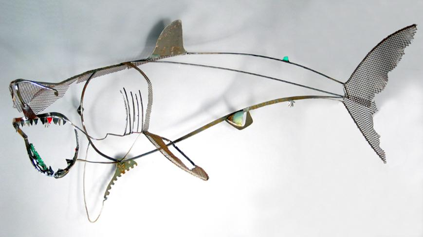 Shark :: Sculpture :: Great White :: Elasmobranchii :: Selachimorpha ...