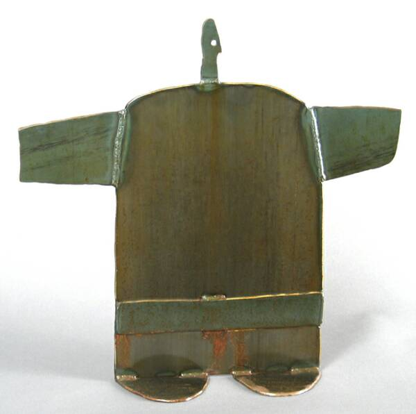 Gnome :: Sculpture :: Steel :: Garden :: Home :: Etsy :: Amazon :: Ebay :: Welcome :: HouseWarming Gifts :: Party :: Doorstop :: Sweet :: William :: Figure :: Figurative :: Lisa Fedon :: Artist :: Designer